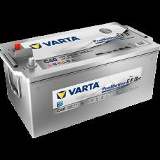 Аккумулятор VARTA 240AH 1200A(EN) клемы 3 (518x276x242) TE 088 EFB