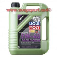 Масло моторное 5W-40 Molygen (5L) Liqui Moly (5W40) (8536)