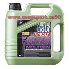 Масло моторное 5W-40 Molygen (4L) Liqui Moly (5W40) (8578)