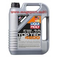 Масло моторное 5W-30 (5L) LIQUI MOLY (5W30) (8973)