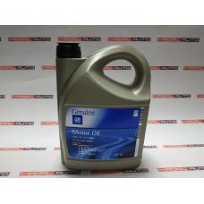 Масло моторное GM 5W-30 Dexos2 4L (5W30)
