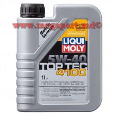 Масло моторное 5W-40 (1L) Liqui Moly (5W40) (9510)