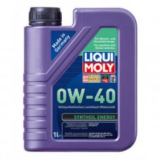 Масло моторное 0W-40 (1L) LIQUI MOLY (0W40) (9514)