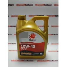 Масло моторное IDEMITSU Semi-Synthetic 10W-40(10W40) SN/СF (4L) (97010513)