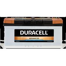 Аккумулятор Duracell 100 Ah (-/+)