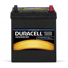 Аккумулятор Duracell 40Ah (-/+)