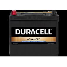 Аккумулятор  Duracell 45 Ah (+/-)