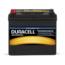 Аккумулятор Duracell 60Ah (+/-)