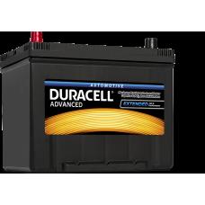 Аккумулятор Duracell 70Ah (+/-)