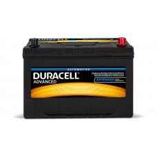 Аккумулятор Duracell 95Ah (-/+)