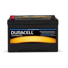 Аккумулятор  Duracell 95Ah (+/-)