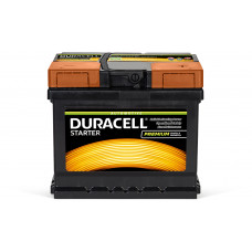 Аккумулятор  Duracell Premium 44Ah (-/+)