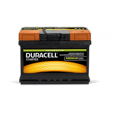 Аккумулятор Duracell Premium 60Ah (-/+)