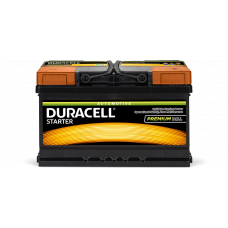 Аккумулятор Duracell Premium 70Ah (-/+)