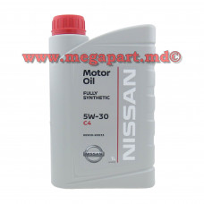 Масло моторное Nissan 5W-30 DPF 1L (5W30)
