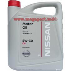 Масло моторное Nissan 5W-30 DPF 5L (5W30)