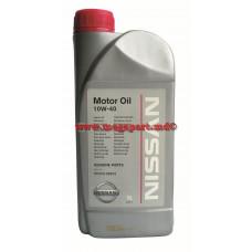Масло моторное Nissan 10W-40 SL/CF 1L (10W40)