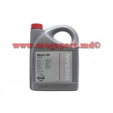 Масло моторное Nissan 10W-40 SL/CF 5L (10W40)