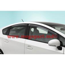 Дефлекторы окон боковых Toyota Prius 2009-2015